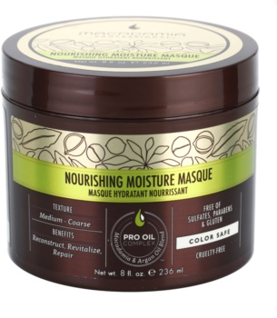 Macadamia Natural Oil Pro Oil Complex máscara capilar nutritiva com efeito hidratante