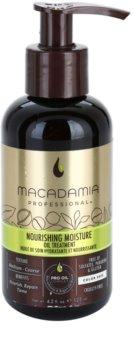 Macadamia Natural Oil Nourishing Repair Ravitseva Öljy Pumpun Kanssa