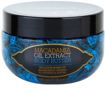 Macadamia Oil Extract Exclusive Nourishing Body Butter For All Types Of Skin