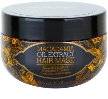 Macadamia Oil Extract Exclusive Ravitseva Hiusnaamio Kaikille Hiustyypeille
