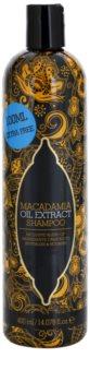 Macadamia Oil Extract Exclusive подхранващ шампоан  за всички видове коса