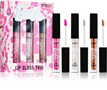 Mad Beauty Barbie kit de gloss