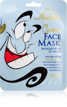 Mad Beauty Aladdin Genie vyživující plátýnková maska s avokádem