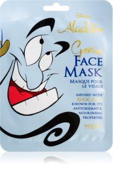 Mad Beauty Aladdin Genie подхранваща платнена маска с авокадо