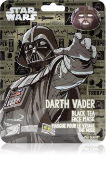 Mad Beauty Star Wars Darth Vader plátýnková maska s extraktem z čajovníku