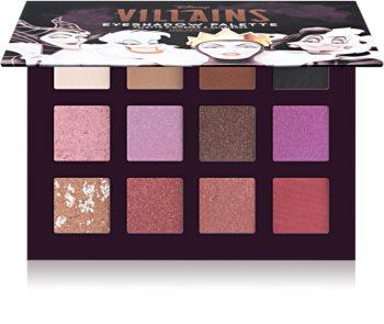 Mad Beauty Disney Villains Palette Eyeshadow Palette