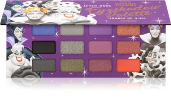 Mad Beauty Disney Villains Palette Lidschatten-Palette