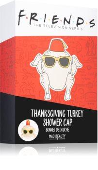 Mad Beauty Friends Turkey mutsen voor in de Douch