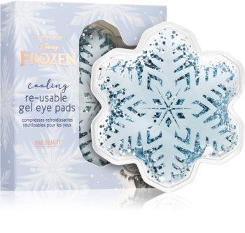 Mad Beauty Frozen gelové polštářky na oči