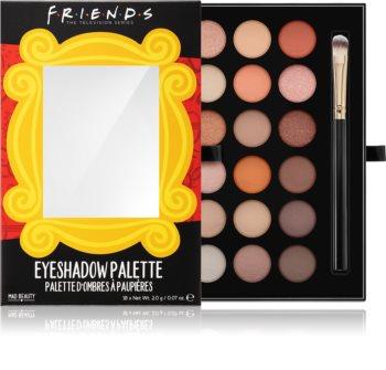 Mad Beauty Friends szemhéjfesték paletta