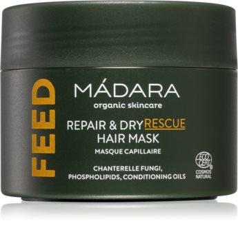 Mádara Feed regeneráló és hidratáló hajmaszk
