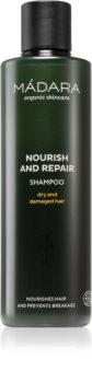 Mádara Nourish and Repair Herstellende Shampoo