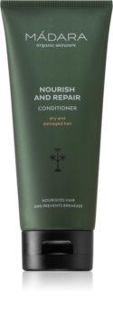 Mádara Nourish and Repair regenerační kondicionér pro slabé a poškozené vlasy