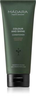 Mádara Colour and Shine élénkítő és erősítő kondicionáló a festett hajra