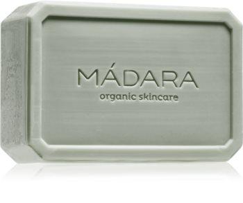 Mádara Detox mydło oczyszczające do twarzy