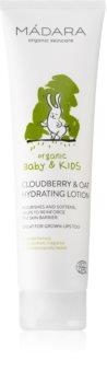 Mádara Cloudberry and Oat jemné hydratační tělové mléko