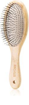 Magnum Natural kartáč na vlasy z bambusového dřeva