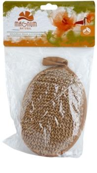 Magnum Natural masážna huba a huba na umývanie