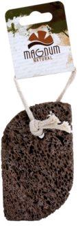 Magnum Natural pietra pomice vulcanica per i talloni