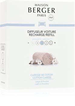 Maison Berger Paris Car Cotton Caress illat autóba utántöltő