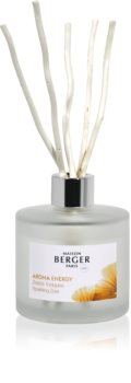 Maison Berger Paris Aroma Energy aroma diffúzor töltelékkel (Sparkling Zest) 180 ml