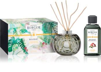 Maison Berger Paris Immersion Lychee Paradise aroma difuzor cu rezervã (Green & Exotic)