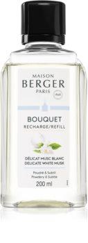 Maison Berger Paris Delicate White Musk reumplere în aroma difuzoarelor