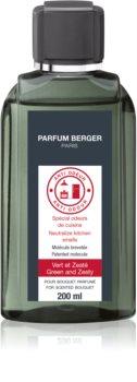 Maison Berger Paris Anti Odour Kitchen aroma diffúzor töltelék (Green & Zesty)
