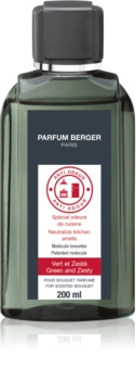 Maison Berger Paris Anti Odour Kitchen náplň do aróma difuzérov (Green & Zesty)