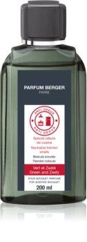 Maison Berger Paris Anti Odour Kitchen reumplere în aroma difuzoarelor (Green & Zesty)