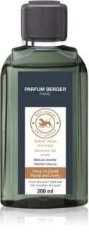 Maison Berger Paris Anti Odour Animal reumplere în aroma difuzoarelor (Floral & Zesty)