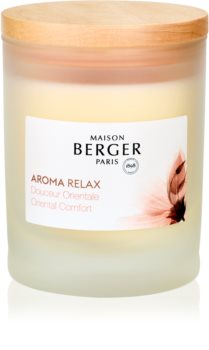 Maison Berger Paris Aroma Relax vonná svíčka (Oriental Comfort)