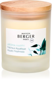 Maison Berger Paris Aroma Happy vonná sviečka (Aquatic Freshness)