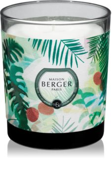 Maison Berger Paris Immersion Lychee Paradise lumânare parfumată