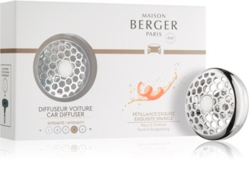 Maison Berger Paris Car Exquisite Sparkle vôňa do auta clip