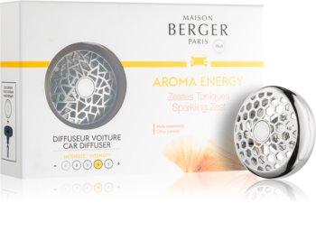 Maison Berger Paris Car Aroma Energy vôňa do auta clip (Sparkling Zest)
