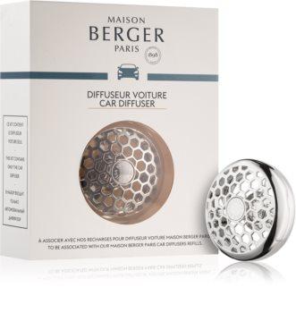 Maison Berger Paris Car Honey Comb vôňa do auta clip (Chrome)