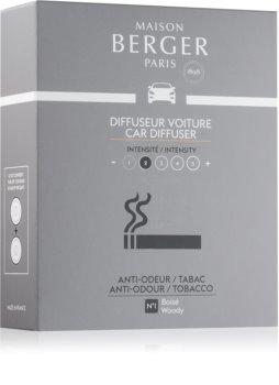 Maison Berger Paris Car Anti Odour Tobacco vůně do auta náhradní náplň (Woody)