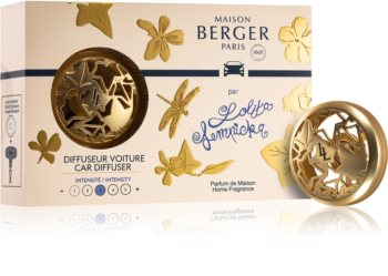 Maison Berger Paris Lolita Lempicka vôňa do auta clip (Gold)