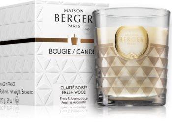 Maison Berger Paris Fresh Wood lumânare parfumată