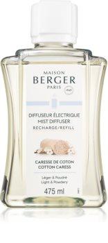 Maison Berger Paris Mist Diffuser Cotton Caress rezervă pentru difuzorul electric