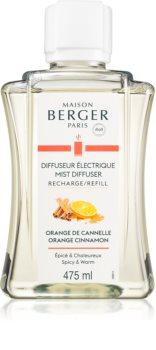 Maison Berger Paris Mist Diffuser Orange Cinnamon rezervă pentru difuzorul electric