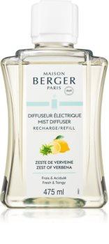 Maison Berger Paris Mist Diffuser Zest of Verbena rezervă pentru difuzorul electric