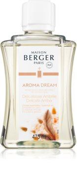 Maison Berger Paris Mist Diffuser Aroma Dream rezervă pentru difuzorul electric (Delicate Amber)