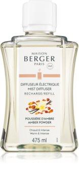 Maison Berger Paris Mist Diffuser Amber Powder rezervă pentru difuzorul electric