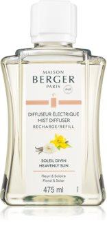 Maison Berger Paris Mist Diffuser Heavenly Sun rezervă pentru difuzorul electric