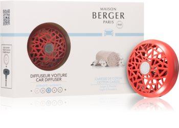 Maison Berger Paris Car Cotton Caress suport auto pentru miros cu rezervã