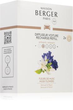 Maison Berger Paris Car Musk Flowers parfum pentru masina rezervă