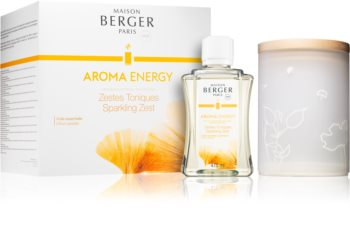 Maison Berger Paris Mist Diffuser Aroma Energy elektrický difuzér
