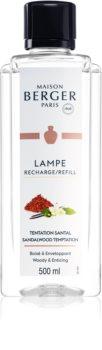 Maison Berger Paris Catalytic Lamp Refill Sandalwood Temptation rezervă lichidă pentru lampa catalitică